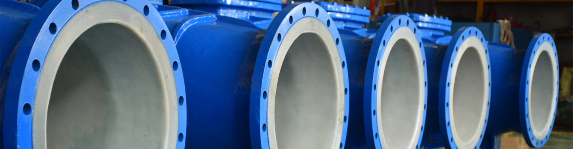 Hydraulic slow closing LLDPT Lined check valves